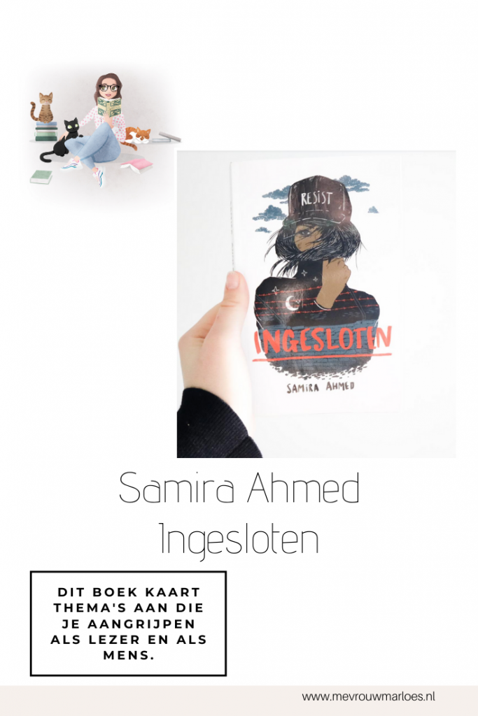 Samira Ahmed Ingesloten