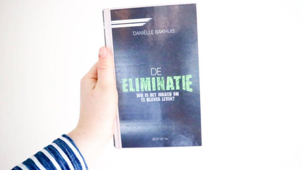 Het boek De eliminatie geschreven door Daniëlle Bakhuis
