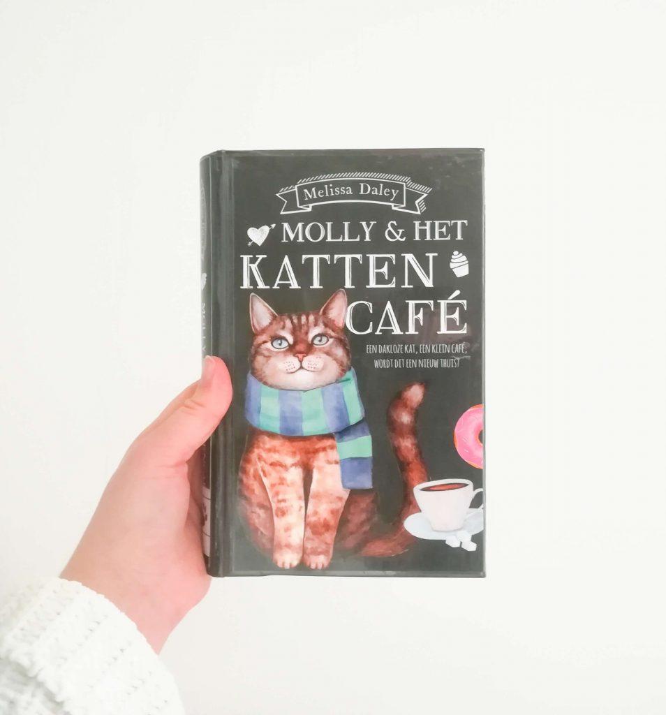 Melissa Daley Molly en het kattencafé