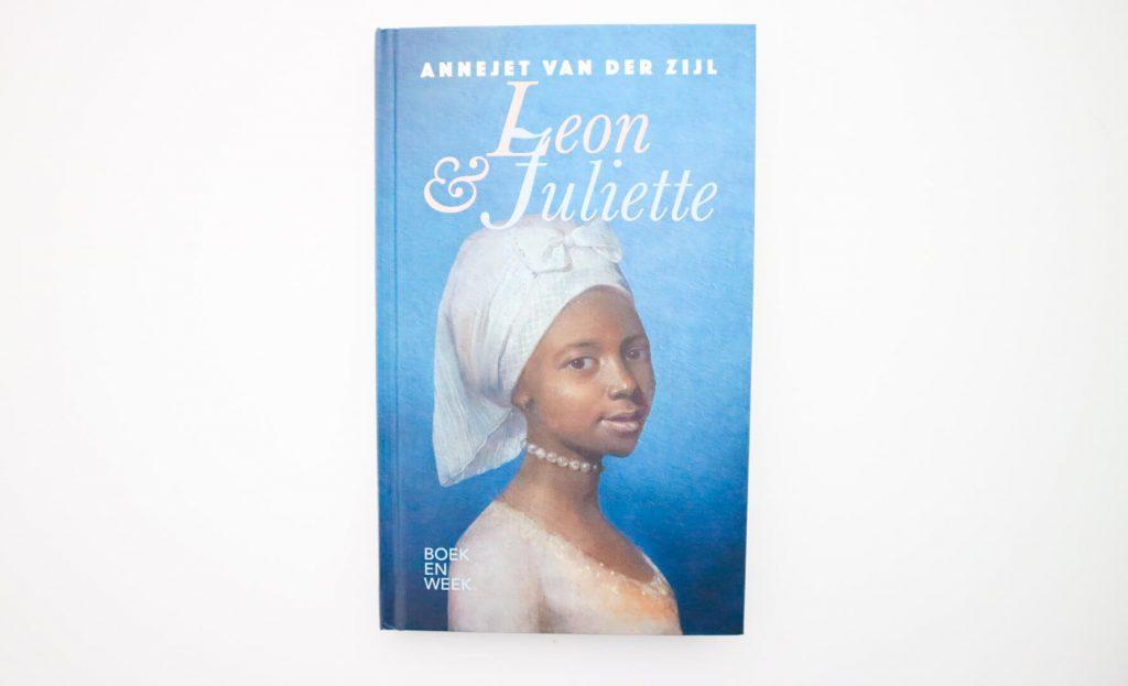 Boekenweekgeschenk 2020 Annejet van der Zijl 'Leon & Juliette'