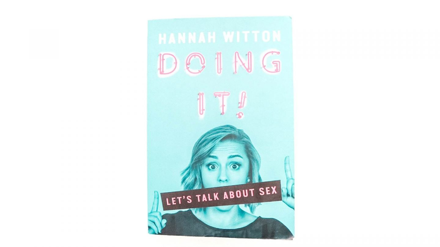 Hannah Witton - Doing it!