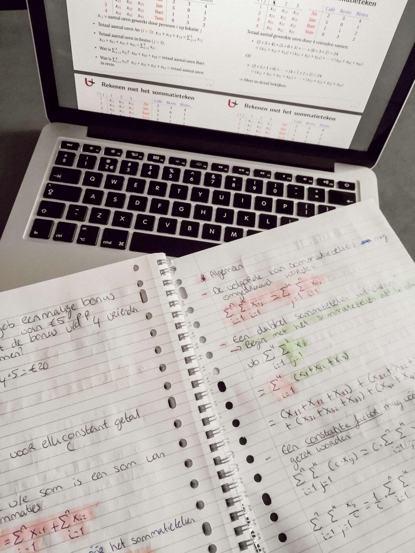 Statistiek geeft mij stress