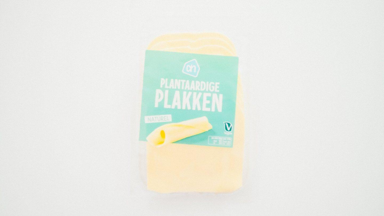 AH Plantaardige plakken vegan kaas